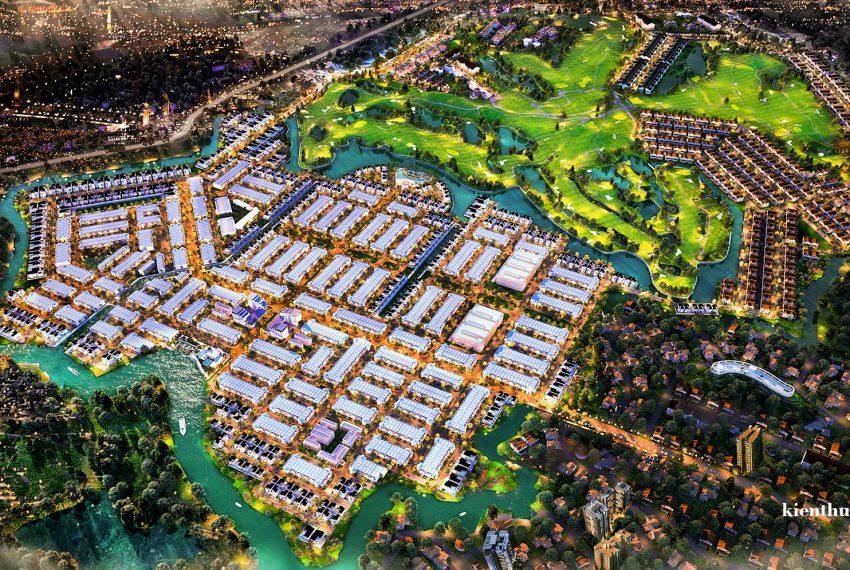 Biên Hòa New City - Ảnh QC ngang