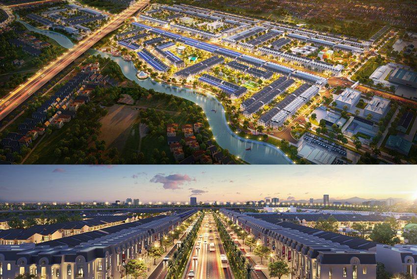 The Sol City - Đất nền vuông biểu trưng
